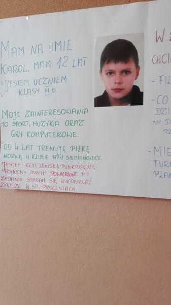 Wybory Przewodniczącego Szkoły Podstawowej Nr 11
